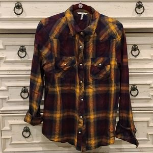 Fall themed BKE by Buckle bottom up top!